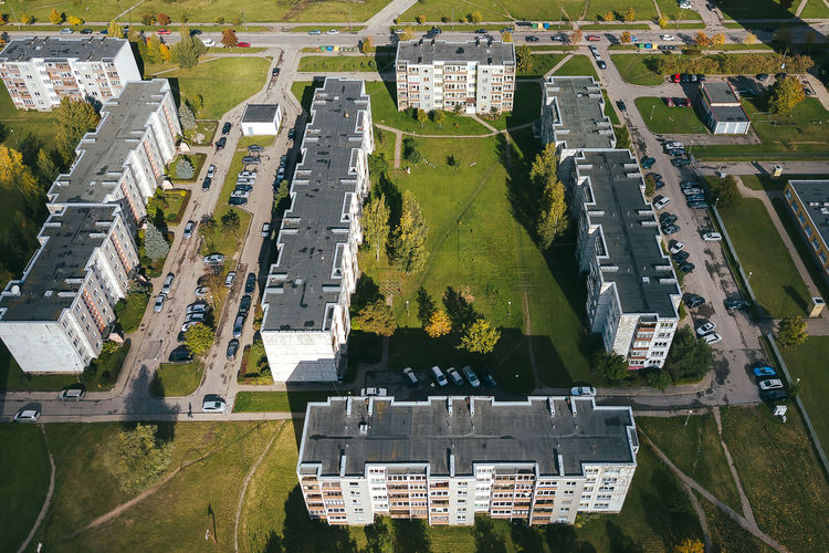 Apartment houses Aerial Shot Apartment Houses Drone  Aerial View Aerialview Architecture Beauty In Nature Building Exterior Built Structure City Cityscape Day Green Color High Angle View Landscape Mavic Mavic Pro Nature No People Outdoors Patchwork Landscape Residential Building Travel Destinations Tree