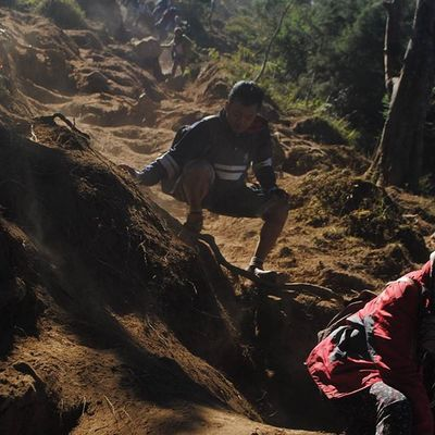 Kangen dengan suasana seperti ini 😂 Idpendaki Petualang Masihamatir Parapejalan Pendakiindonesia