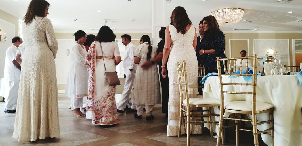 EyeEm Selects Bride Standing Full Length Wedding Ceremony
