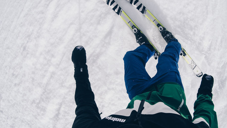 Skiing Leisure Activity Gopro Skiing Day Snow Snow Fun Low Angle View High Angle View Skiing ❄ Skier Goprohero4 Sport snow sports Daylight Outside Hobby Fun Ski Rental Fast Healthy Kitzbühel Alps Nature Things To Do Vacations