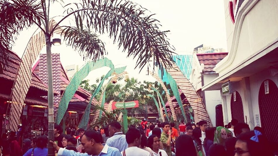Street Food Festival Serpong INDONESIA