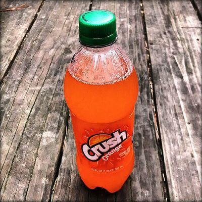 My Crush of the day.... OrangeCrush Soda Pop CaffeineFree Beverage Pictureoftheday Picoftheday Photooftheday Pixlromatic Portorchardwashington Droidmaxx