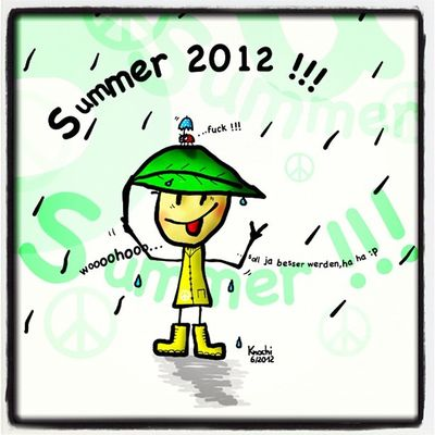 Summer 2012 in Germany  Comic Instagram Summer Sketch Art Worldwide Love Follow Peace Pic Painting Smily Smile Lustig Photo Sketchclub Follow Me Knochi Facebook Around_the_world Funny Photo_of_the_day Like Star Malen Kunst