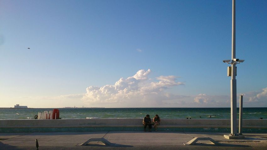 More than horizon...