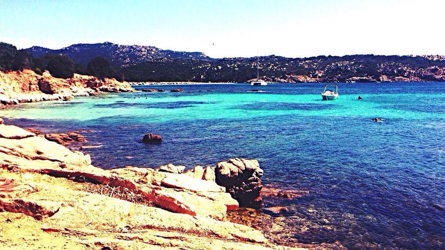 Paradise Beach Corsica