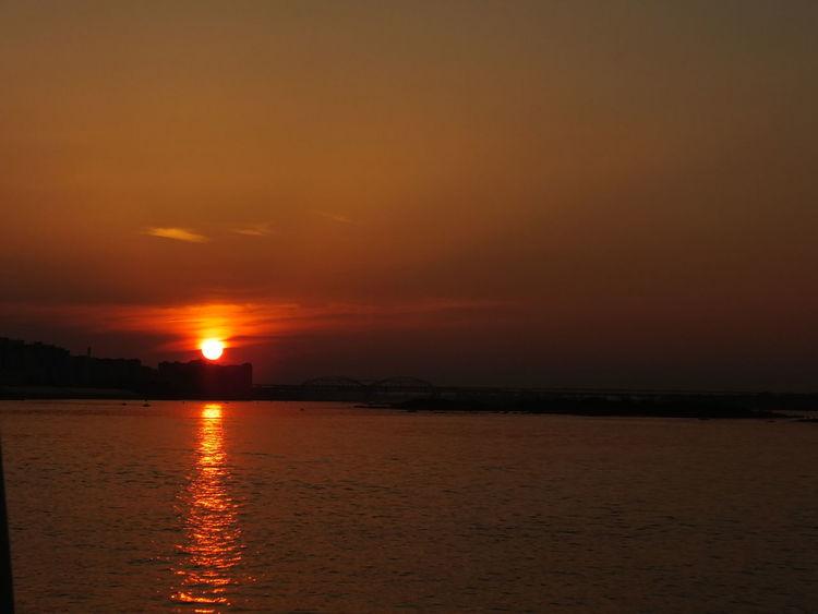 #City #clouds  #evening #Nizhny_Novgorod #river #russia #sky #sunset #sun #clouds #skylovers #sky #nature #beautifulinnature #naturalbeauty #photography #landscape