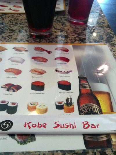 Kobe For Lunch