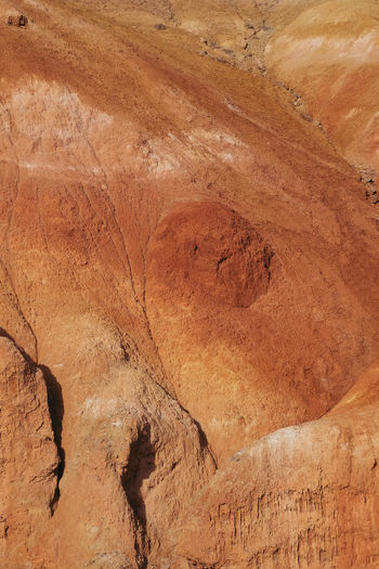 Beauty In Nature Brown Close-up Day Geology Landscape Nature No People Outdoors Physical Geography Rock - Object Textured