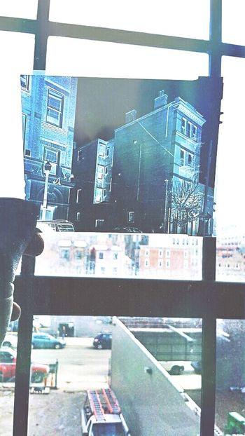 4x5  Filmisnotdead Cincinnati City Life