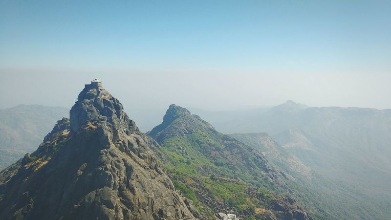 highest peak of Gujarat Mountain Landscape Travel Nature Blue Tree Tranquil Scene Tranquility Tourism Mountain Range Mountain Peak Travel Destinations Beauty In Nature Scenics Vacations Sky No People Outdoors Day EyeEmNewHere Fresh On Eyeem  First Eyeem Photo The Great Outdoors - 2018 EyeEm Awards The Traveler - 2018 EyeEm Awards