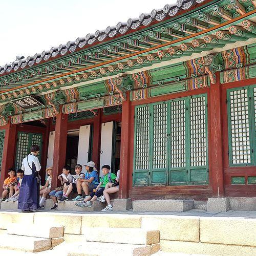 Changdeokgung Palace Joseon Dynasty Korean Children Korean Architecture Palace Architecture Architecture Seoul Architecture Tripwithson2017 Tripwithsonmay2017 Seoul Southkorea