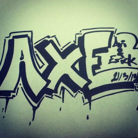 Graff Graffiti Axe Love Goog E A X Girldfriend Spillover Spillover Fine Like 21 /3/13Ari &erickArt Arturbano Urban Pawerline Blasting Cloud Like4like Instalike Instafollow Follow instagoodinstaart
