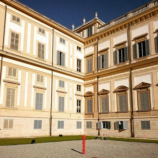 Villareale Monza Red Traveling Beauty Offsetartist