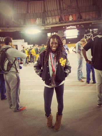 Medaled up