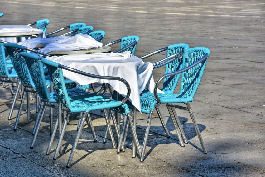 Chair Streetphotography Street Square Urban Coffee Coffee - Drink Beach Blue Close-up Outdoor Cafe High Street Street Scene Sidewalk Cafe