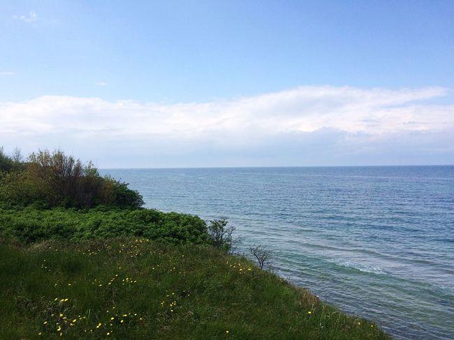 nordwestküste von Wittow Rügen