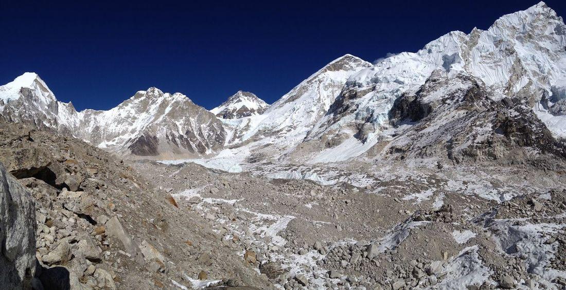 The Himalayas in Nepal DeLeonStrong Optoutside