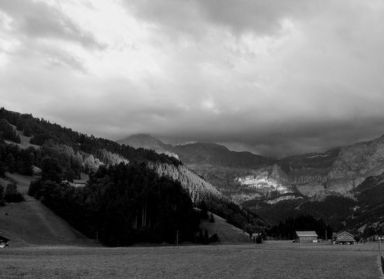 Mountain Cloud - Sky No People Outdoors Sky Landscape Nature Mountain Range Tree Scenics Beauty In Nature Day Lenk Simmental Berner Oberland Schweiz 🇨🇭, Switzerland Alps Beauty In Nature Wildstrubel Nature Sunset Tranquility