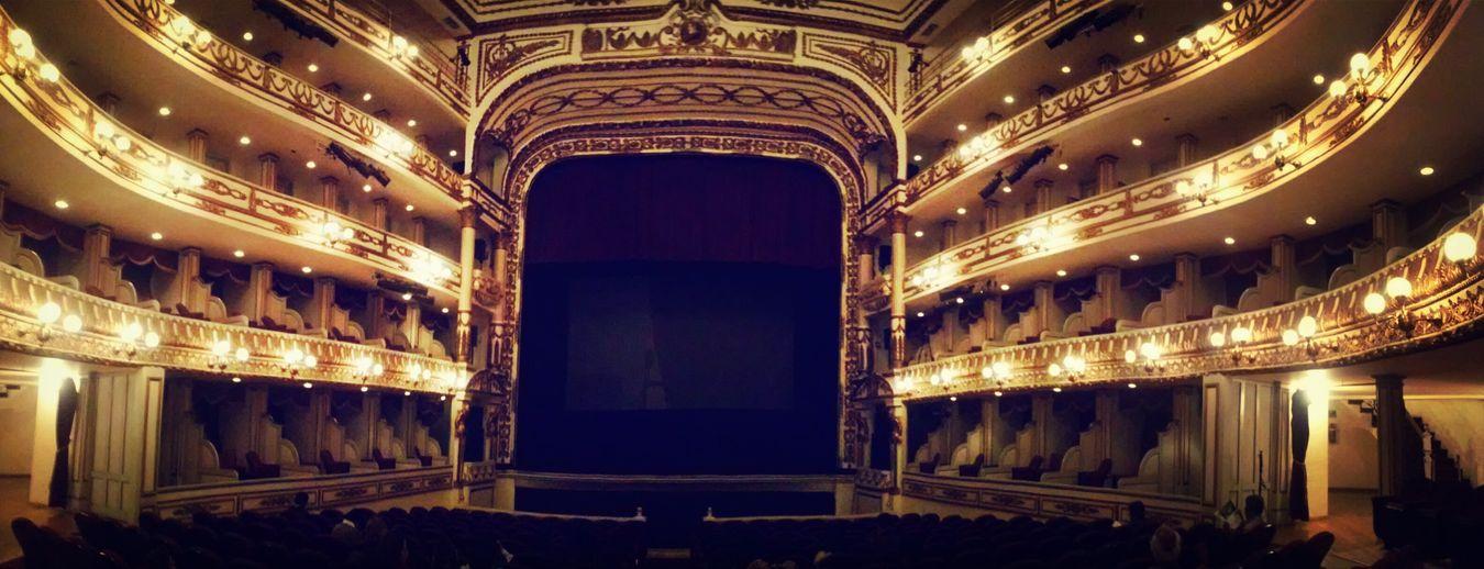 Oaxaca México  Teatros Quality Time