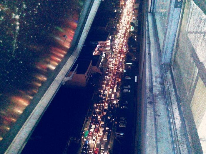 Trafficisakiller Whatsnewinthephilippines Shawboulevard Fromthetop A Bird's Eye View