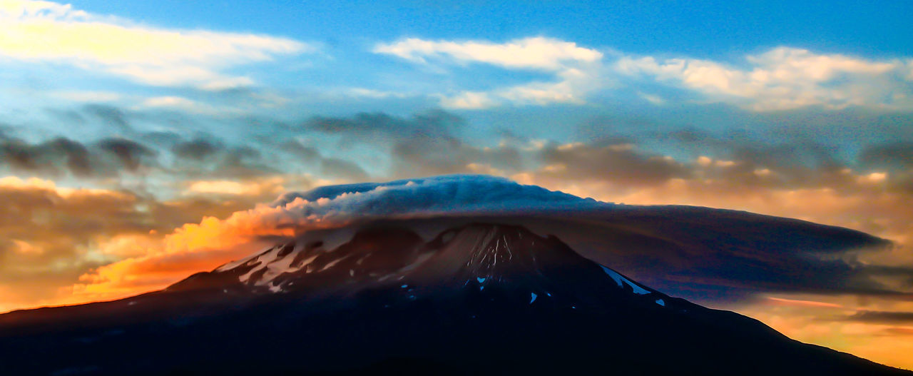 Mount Shasta, California Volcano Magic Hour Lake Shastina C.a Magic Places Clouds And Sky Sky Northern California Mountains Beatiful Nature Landscape Nature Autumn Collection Fall Collection Diamond Mafia Photography Autumn 2016