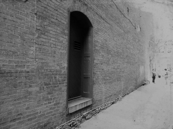 Streetphotography TheMinimals (less Edit Juxt Photography) Streetphoto_bw Back Alleys