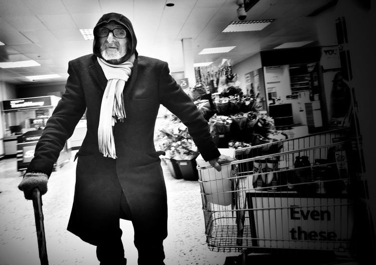 Every little helps Blackandwhite Shootermag Portrait The Human Condition The Street Photographer - 2015 EyeEm Awards Telling Stories Differently