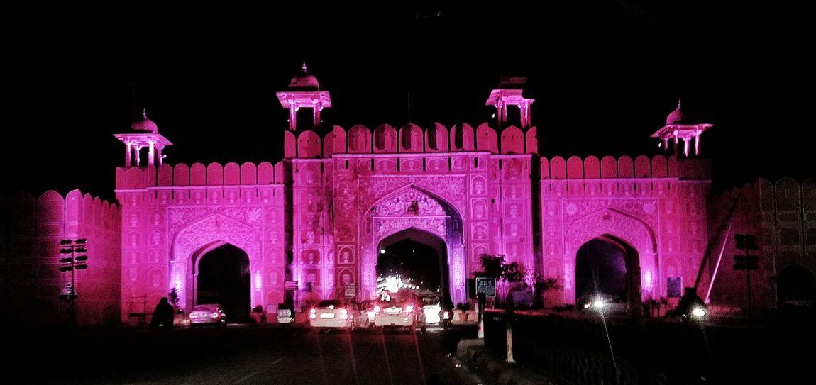 Millennial Pink Pink Color Pinkcity Pinkcity Jaipur Pinkcityjaipur Pink City Jaipur Rajasthan India Enterance Architecture Historical