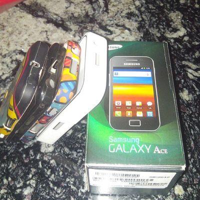 Pronto pra venda! ;))) Adeus Galaxy Ace