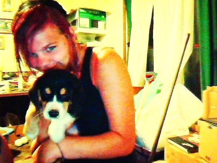 i miss my puppy