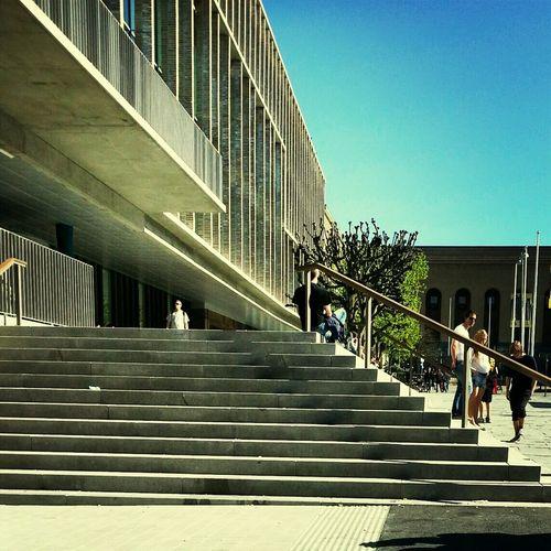 Walking Around Enjoying The Sun Streetohotography Library