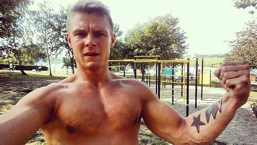 Fitness Fitfam Fitspo Motivation Calisthenics Street Workout Barbrothers Sport Śrem Freshair Gym
