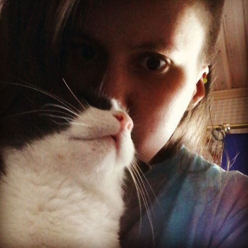 Kitty Love Check This Out Love It Meow =^_^=