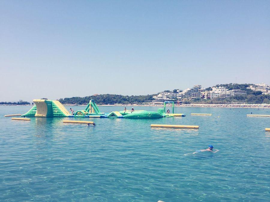 Water Games💦 Kids At Sea Water Summer
