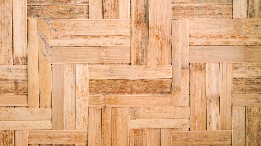 Full frame shot of wooden hardwood floor