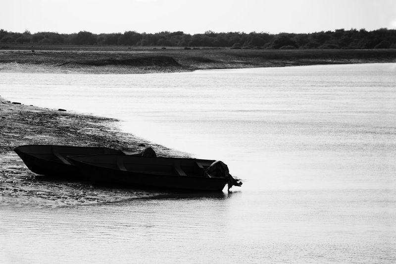 iran Gheshm Island Beautifulview Black&white