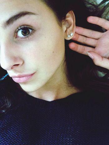 New Ear Piercing Heart Pretty