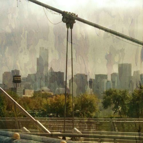 Skyline Taking Photos