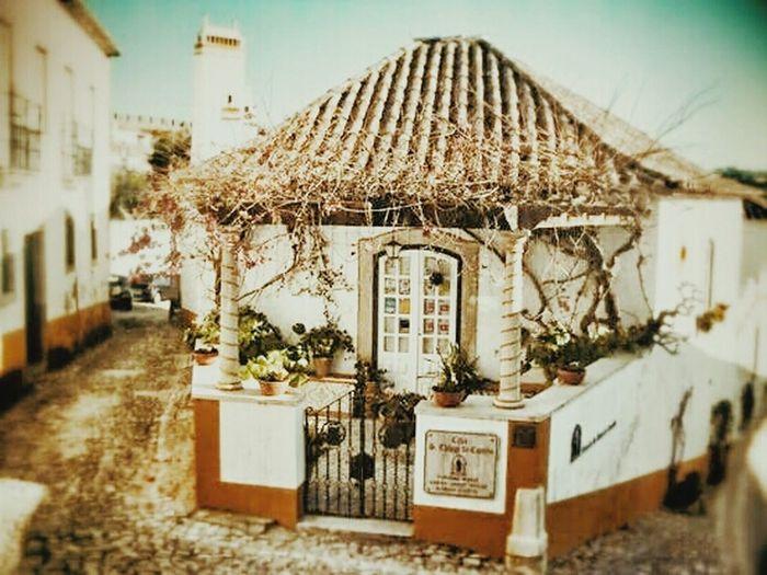 Óbidos  Old House