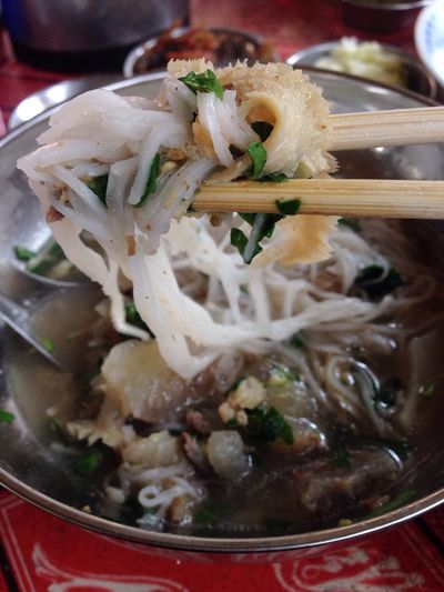 Food Porn AwardsMyanmarfood Shanfood Localfood BeefSkin Noodle Simple Delicious Yum