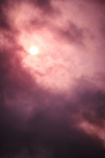 Storm sun. Dramatic Sky Sun Cloud - Sky Outdoors Sky Sky Only No People Backgrounds Nature Scenics Beauty In Nature Pentax Dramatic Sky Moon Astronomy Space Solar Eclipse Astrology Sign Galaxy