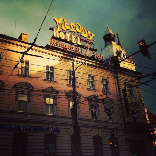 Melody Cluj-Napoca Hotel Architecture