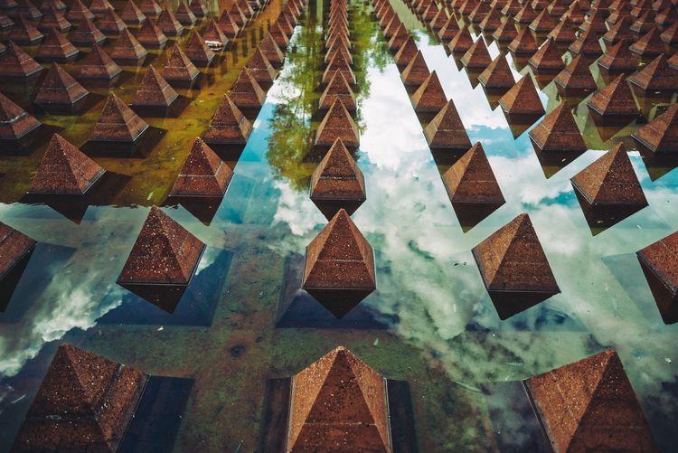 Secretaria de Relaciones Exteriores Cdmx Mexico Mexico City Architecture Fountain Spaces Fuente