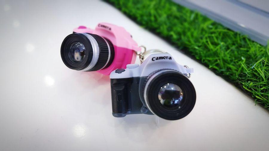 กล้องมินิ📷 Minicamera Film Industry Photography Themes Camera - Photographic Equipment Photograph Camera Film Movie Camera Camera Operator