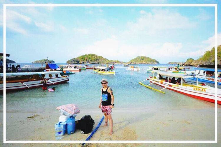 Beach Life Philippines ❤️ Relaxing Hundred Islands
