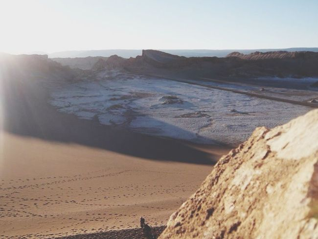 Atacama Desert View Beautifil the most incredible place i ever been ❤️✌️