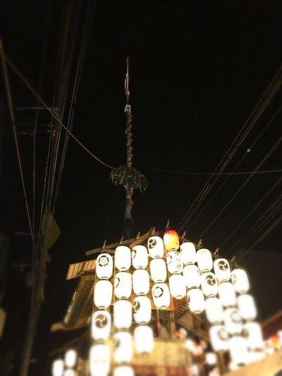 Gion Festival Kyoto Street Kyoto,japan Kyoto Festival Kyoto Gion Festival