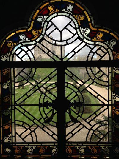 Castle Behindtheglass  Window Garden