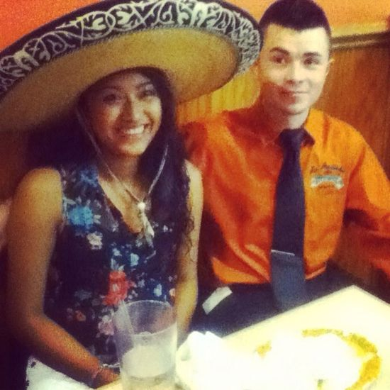 He was like my birthday present<333 ahh(; such a cutie!