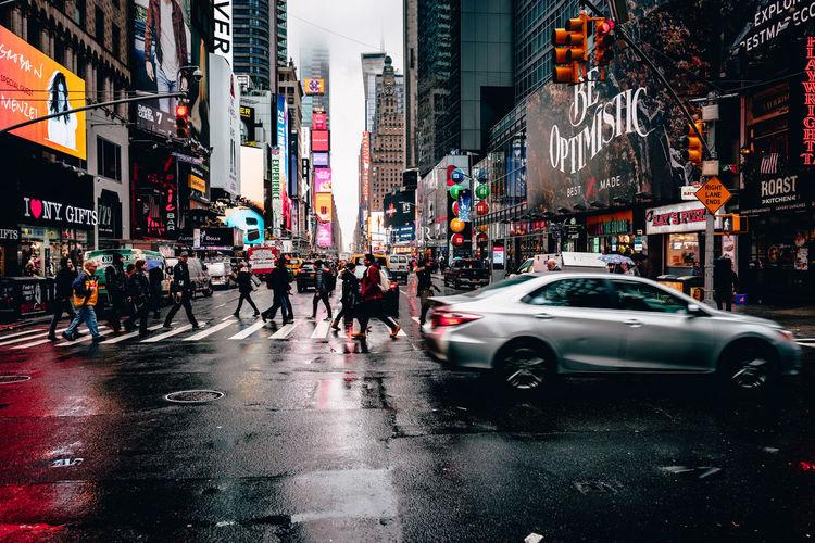 City Street Car
